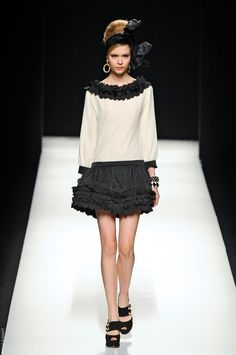 moshino fall '12