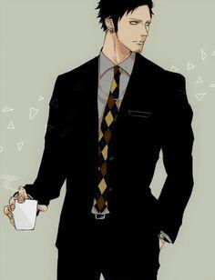 Con traje
