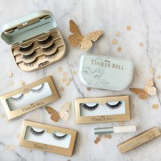 When your lash case is just too cute, it has to be from the House of Lashes and Disney Tinker Bell collection. The perfect gift for the Disney lover in your life, pick up a pair of our Disney Tinker Bell lashes to complete your purchase. Now Available!  #HOLandDisneyTink #TinkGameStrong #TinkWink #HouseofLashes