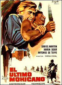 El último mohicano (1965) Título original: Letzte Mohikaner, Der (Italia, España, Alemania) Género: Películas > Western Director: Harald Reinl. Duración: 92 minutos.