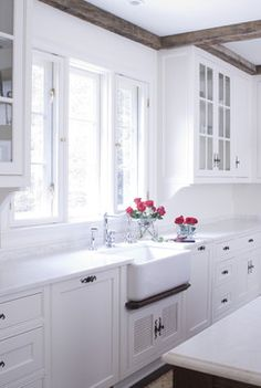 Kitchens On Pinterest Modern Kitchen Cabinets Modern White Kitchens