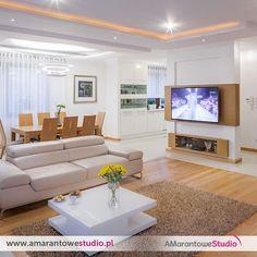 Aranżacja domu w bieli  Zobacz więcej na www.amarantowestudio.pl  #aranżacja domu w bieli by #amarantowestudiopl  #wystrójwnętrz #wnętrze #pięknewnętrze #aranżacjasalonu #dom…