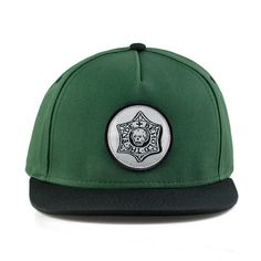 Ende Snapback (Forest) - Long Island City Kleaners