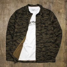 Carhartt WIP new Mil Spec collection hits the racks...