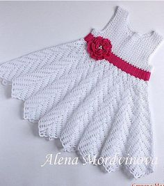 Craft Passions: CROCHET FREE PATTERN TODDLER DRESS THIS BLOG ...