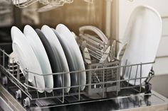 FOX NEWS: Dishwasher hack: The one ingredient to get your glassware extra clean Dishwasher hack: The one ingredient to get your glassware extra clean Prevent a filmy residue with this simple trick.
