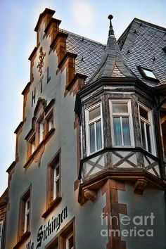 http://fineartamerica.com/featured/kurvilla-sickingen-photos-by-zulma.html?newartwork=true #Landstuhl #Germany #Sickingen #Zulma #Hotel #Historic