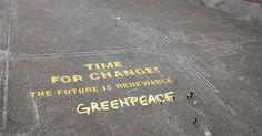 Greenpeace ofrece disculpas por daños a líneas de Nazca