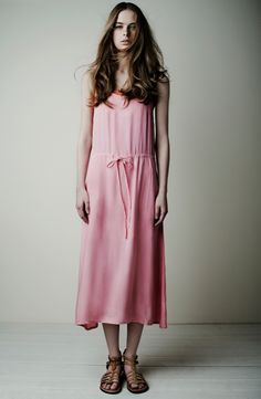 18804 Vestido Dress / 18333 Bandeau Bra top