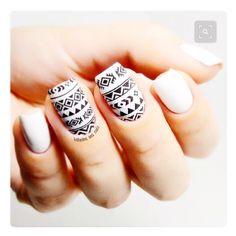 Naklejki azteckie ✔️ Wzór S013 🌺 #paznokcie #nail #nails #nailart #naklejkiwodne #nailstickers #waterdecals #paznokciezelowe #paznokciehybrydowe #nails2inspire #nailstagram #instanails #semilac #ilovesemilac #semilacnails #polishgirl #polishwoman #polskadziewczyna #semigirls #indigonails #dandelion #aztecnails #aztec ❤️✔️