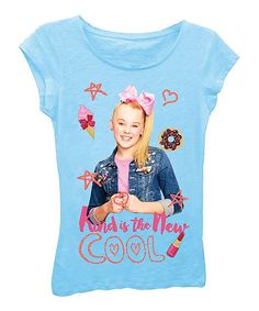 Cancun Jojo Siwa  Kind is the New Cool  Tee - Girls f6a5f1722