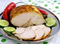z cukrem pudrem: filet z indyka pieczony w marynacie Pork, Poland, Christmas, Diet, Kale Stir Fry, Xmas, Navidad, Noel, Natal