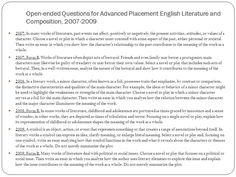 Argument essay model