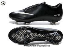 "Authentic (Black/White) 2014 ""Special Edition"" Nike Mercurial CR7"