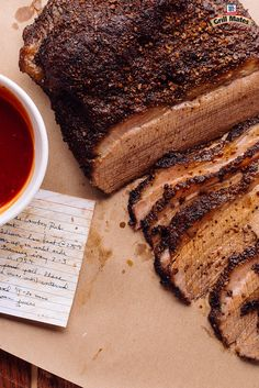 This Texas  brisket recipe delivers authentic pit-master flavor thanks to the slow and low cooking and the blend of spices and coffee in Grill Mates Cowboy Rub. To add authentic wood smoke flavor, see the Smoking Tip.