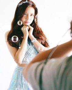 ㅡ ♚ 160627 | ✿ NAYOUNG #나영 #김나영  The Little Mermaid Jacket Making♪