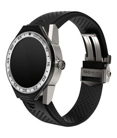 TAG Heuer Connected Modular 45 | SBF8A8014.11FT6076 price - Steel & Black rubber strap watch