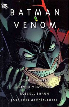 A new edition of the classic Batman tale by writer Dennis O'Neil that introduces the strength-enhancing drug Venom. After Batman fails to save a young girl, he begins taking the drug in order to lift