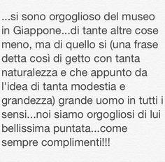 """Dreams Road 2015"",Giuliano Vangi words!"