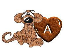 Alfabeto bicho amoroso. | Oh my Alfabetos!