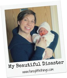 My Beautiful Disaster...a recap of the first week of life with 5 boys
