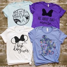 All about the mouse tees disney cruise Disney Shirts For Family, Shirts For Girls, Disney Cruise, Disney Trips, Pixie, Disney World Outfits, Hollywood Studios, Belleza Natural, Diy Shirt