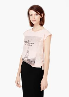 T-shirt coton image