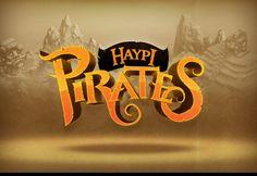 Haypi Pirates (Kingdom of Pirates)   Fully Illustrated - The Portfolio of Michael Heald
