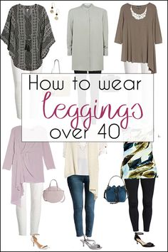 Zu diesem Beitrag how to wear leggings over 40 a complete guide with the best leggings Sie stöbern. how to wear leggings over 40 a … Fashion Over 40, Over 50 Womens Fashion, Latest Fashion For Women, Look Fashion, Autumn Fashion, Fashion Outfits, Fashion Trends, Feminine Fashion, Fashion Women