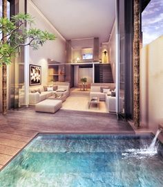 The Residences at hu'u is pleased to announce the unveiling of 10 individual private villas located in Seminyak, Bali.