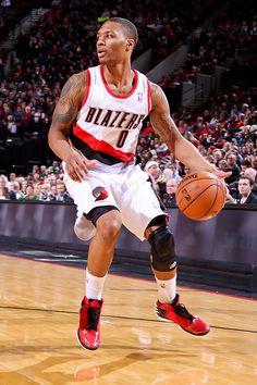 Damian Lillard- Second beat point guard in the NBA After Chris Paul
