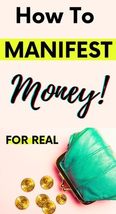 HOW TO MANIFEST MONEY! MANIFESTATION LAW OF ATTRACTION. LAW OF ATTRACTION QUOTES. MANIFESTATION AFFIRMATIONS. MONEY MINDSET. MANIFESTING MONEY. Manifestation Journal, Manifestation Law Of Attraction, Law Of Attraction Affirmations, Law Of Attraction Money, Law Of Attraction Quotes, Money Affirmations, Positive Affirmations, Positive Mindset, Positive Quotes