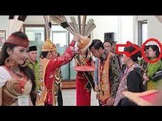 "Presiden Jokowi Dianugerahi Gelar Raja Dayak ""Jadi Pemimpin Harus Melaya..."