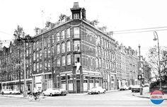 Amsterdam: De Celebesstraat hoek Zeeburgerdijk - 1972