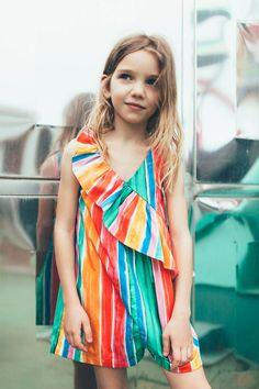 ZARA - #zaraeditorial - KIDS - SUMMER COLLECTION | GIRL