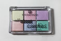 Essence All About Candies pastel eyeshadow palette