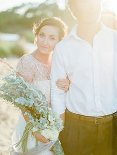 Emerald Coast Wedding Inspiration |  Lace Blush BHLDN Topper | As Seen on Bajan Wed | The Jacksons Photography