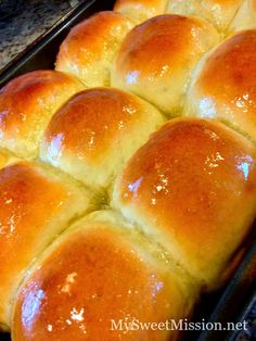 Amazing Pull Apart Rolls by MySweetMission.net