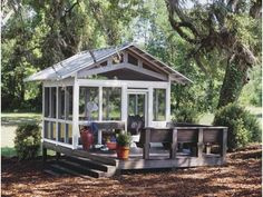 Alternatives to the Traditional Screened Porch - WE CALL IT JUNKIN'