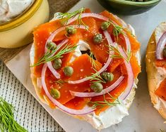 If you, your family or guests are plant-based or allergic to fish, vegan smoked salmon is super easy to make with this vegan lox recipe! Veg Recipes, Delicious Vegan Recipes, Seafood Recipes, Vegan Smoked Salmon Recipe, Carrot Lox, Vegan Sushi, Vegan Food, Vegetarian Cooking, Vegetarian Recipes