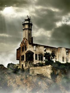 The last lighthouse (Alcatraz)