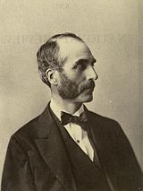 """Goldwin Smith, AHA president 1903-04.  His presidential address, """"The Treatment of History,"""" can be read here: http://www.historians.org/info/AHA_History/gsmith.htm"""