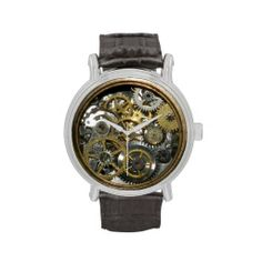 A Steampunk Watch | Something For Everyone Gift Ideas