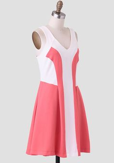 Chatsworth Avenue Colorblock Dress
