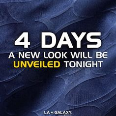 4 more days until the #lagalaxy open the 2013 #mls season.