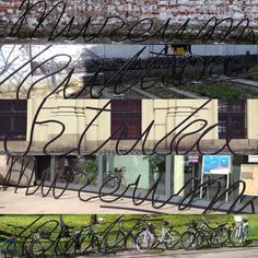 Krakow stojaki rowerowe