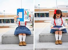 Back to School-Lil Nerd Photo Shoot Back To School Pictures, School Photos, Class Pictures, School Portraits, Family Pictures, Cute Photos, Girl Photos, Beautiful Pictures, Nerd
