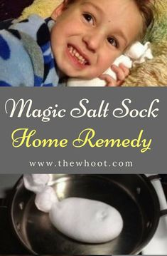 This magic salt sock for ear infections is a good old fashioned remedy that you will be glad you discovered. Watch the video tutorial too.