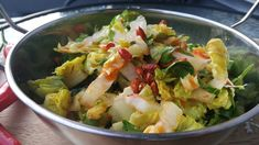 Kimchi – fermentert spicy kål