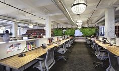 The Open Planning Project office / LTL, Inc.